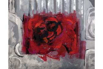 Aşk, 100x125 cm, 2010
