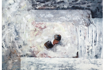 Kar, 70x100 cm, 2010